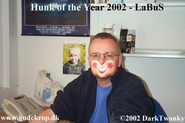 Hunk of the Year 2002