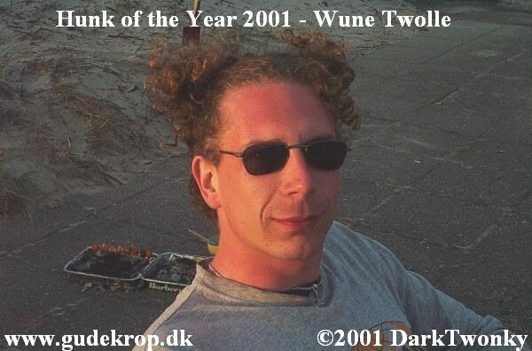 Hunk of the Year 2001